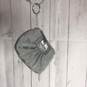 Handbags - Clutch canavas wristlet